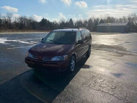 2004 Oldsmobile Silhouette for sale at Caruzin Motors in Flint MI