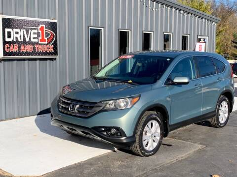 2012 Honda CR-V for sale at Drive 1 Car & Truck in Springfield OH