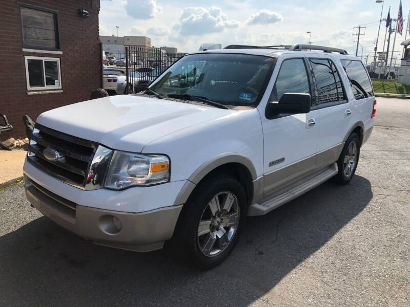2007 Ford Expedition for sale at Nicks Auto Sales in Philadelphia PA