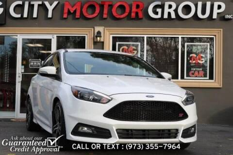 2018 Ford Focus for sale at City Motor Group, Inc. in Wanaque NJ