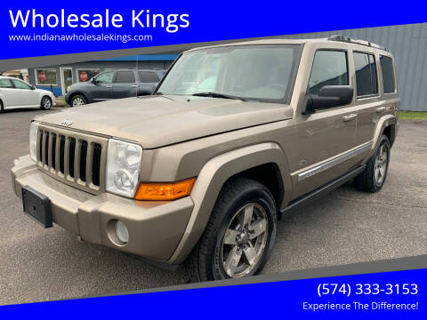2006 Jeep Commander for sale at Wholesale Kings in Elkhart IN