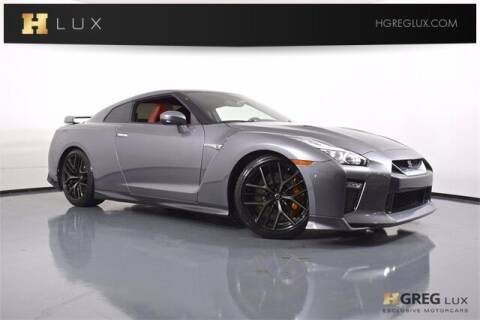 2017 Nissan GT-R for sale at HGREG LUX EXCLUSIVE MOTORCARS in Pompano Beach FL