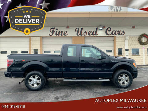 2009 Ford F-150 for sale at Autoplex 3 in Milwaukee WI