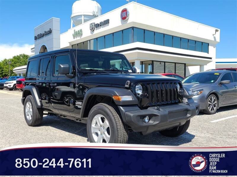 2020 Jeep Wrangler Unlimited for sale in Fort Walton Beach, FL