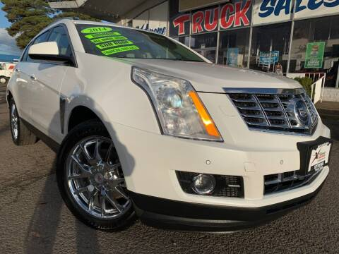 2014 Cadillac SRX for sale at Xtreme Truck Sales in Woodburn OR