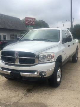 2008 Dodge Ram Pickup 1500 for sale at Stephen Motor Sales LLC in Caldwell OH