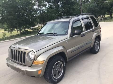 2005 Jeep Liberty for sale at Bam Motors in Dallas Center IA