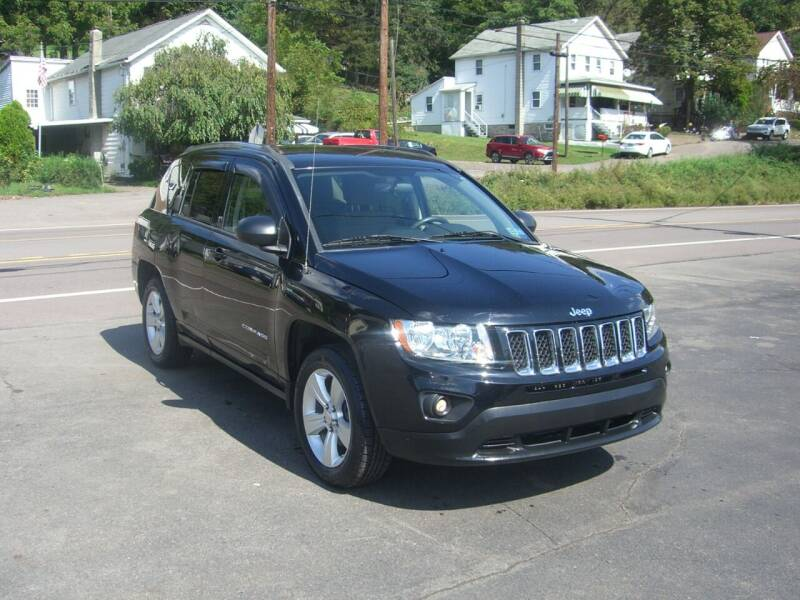 2012 Jeep Compass for sale at AUTOTRAXX in Nanticoke PA