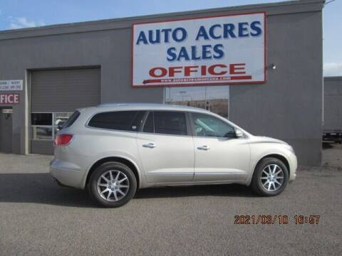 2013 Buick Enclave for sale at Auto Acres in Billings MT