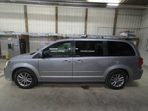 2014 Dodge Grand Caravan for sale at Alpha Auto - Mitchell in Mitchel SD
