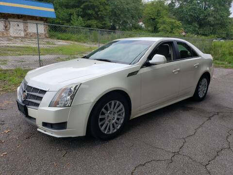 2010 Cadillac CTS for sale at GEORGIA AUTO DEALER, LLC in Buford GA