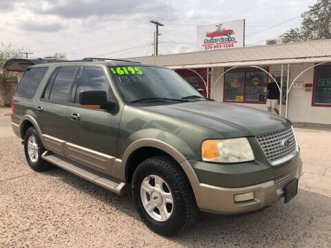 2003 Ford Expedition for sale at Senor Coche Auto Sales in Las Cruces NM