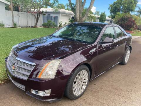 2010 Cadillac CTS for sale at Car Girl 101 in Oakland Park FL