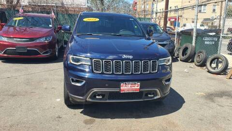 2018 Jeep Grand Cherokee for sale at Buy Here Pay Here Auto Sales in Newark NJ