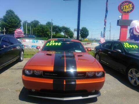 2011 Dodge Challenger for sale at AUTOPLEX 528 LLC in Huntsville AL