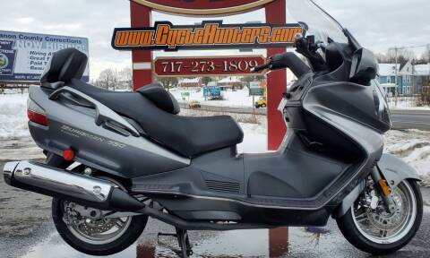 2008 Suzuki Burgman for sale at Haldeman Auto in Lebanon PA