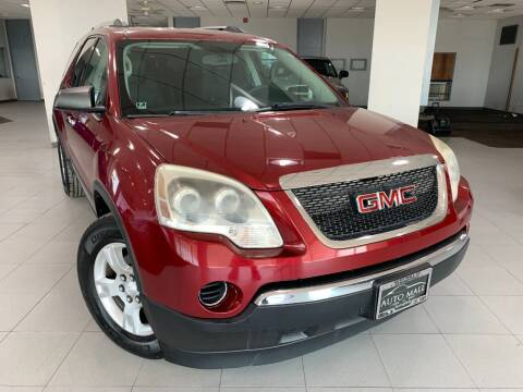 2011 GMC Acadia for sale at Auto Mall of Springfield in Springfield IL