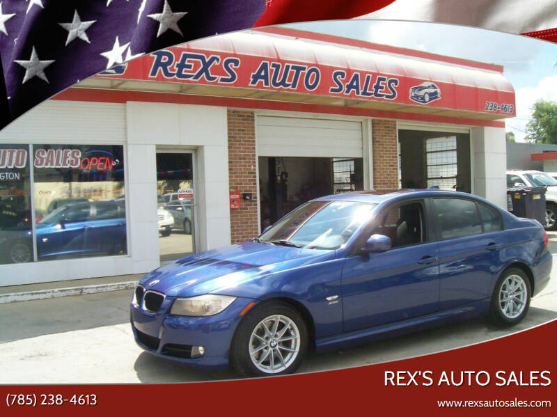 2010 BMW 3 Series for sale at Rex's Auto Sales in Junction City KS