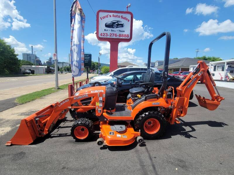 2019 Kubota BX23S  for sale at Ford's Auto Sales in Kingsport TN