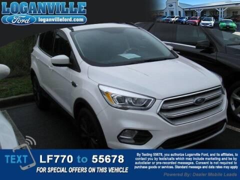 2019 Ford Escape for sale at Loganville Ford in Loganville GA