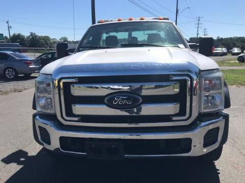 2014 Ford F-450 Super Duty for sale at Family Auto Cars Inc in Charlotte NC
