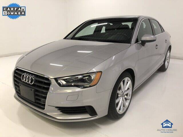 2015 Audi A3 for sale at AUTO HOUSE PHOENIX in Peoria AZ