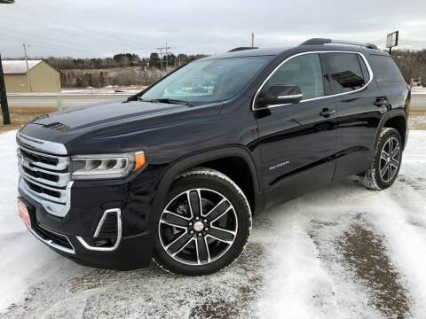 2021 GMC Acadia for sale at STATELINE CHEVROLET BUICK GMC in Iron River MI