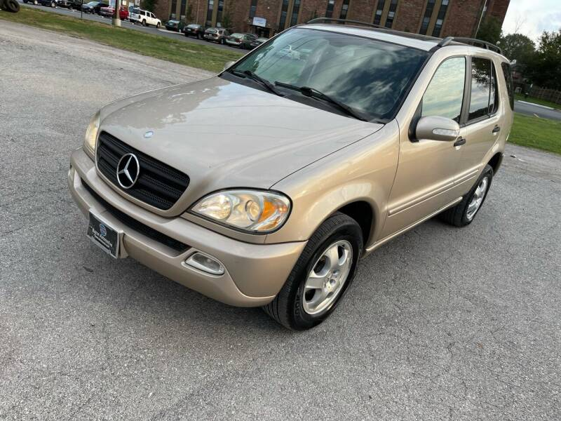 2004 Mercedes-Benz M-Class for sale at Supreme Auto Gallery LLC in Kansas City MO
