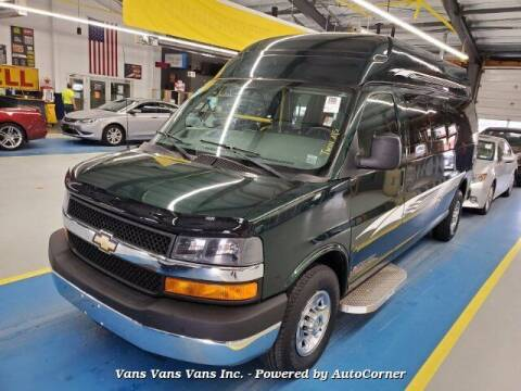 2013 Chevrolet Express Passenger for sale at Vans Vans Vans INC in Blauvelt NY