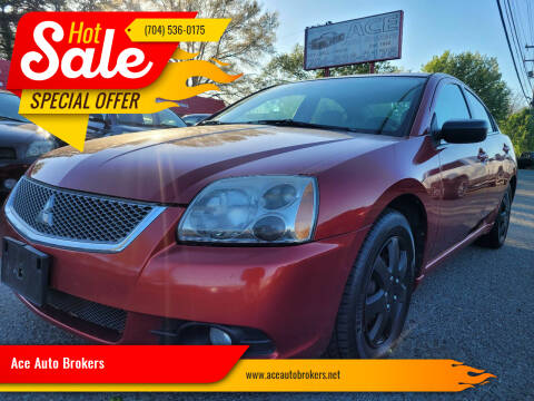 2012 Mitsubishi Galant for sale at Ace Auto Brokers in Charlotte NC
