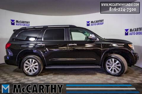 2016 Toyota Sequoia for sale at Mr. KC Cars - McCarthy Hyundai in Blue Springs MO