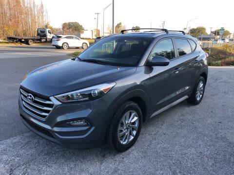 2018 Hyundai Tucson for sale at Reliable Motor Broker INC in Tampa FL