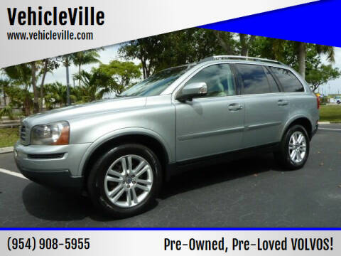 2011 Volvo XC90 for sale at VehicleVille in Fort Lauderdale FL
