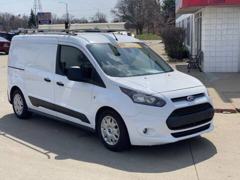 2015 Ford Transit Connect Cargo for sale at Great Lakes Auto Superstore in Pontiac MI