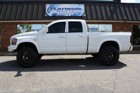 2007 Dodge Ram Pickup 3500 for sale at Platinum Auto World in Fredericksburg VA