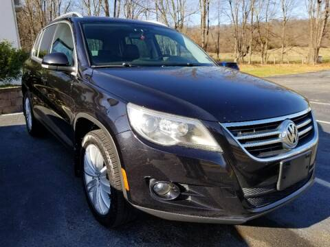 2011 Volkswagen Tiguan for sale at Sussex County Auto & Trailer Exchange -$700 drives in Wantage NJ
