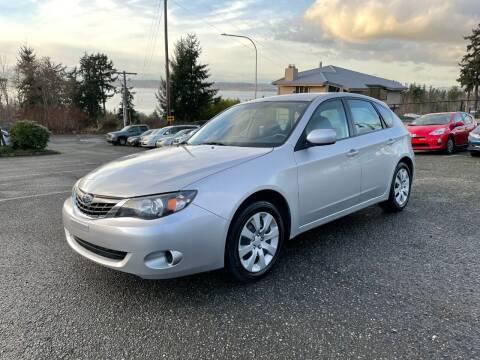 2009 Subaru Impreza for sale at KARMA AUTO SALES in Federal Way WA