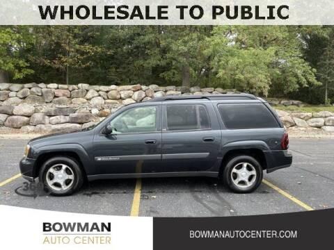 2004 Chevrolet TrailBlazer EXT for sale at Bowman Auto Center in Clarkston MI