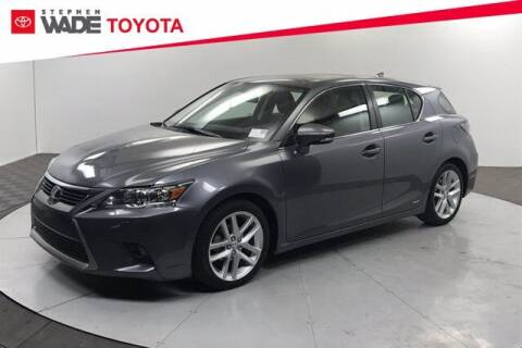 2014 Lexus CT 200h for sale at Stephen Wade Pre-Owned Supercenter in Saint George UT