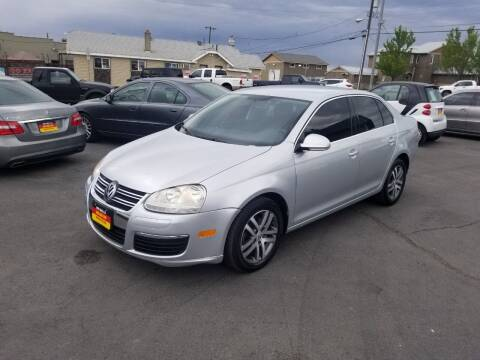 2006 Volkswagen Jetta for sale at Cool Cars LLC in Spokane WA