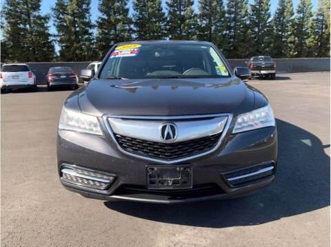 2015 Acura MDX for sale at Carros Usados Fresno in Clovis CA