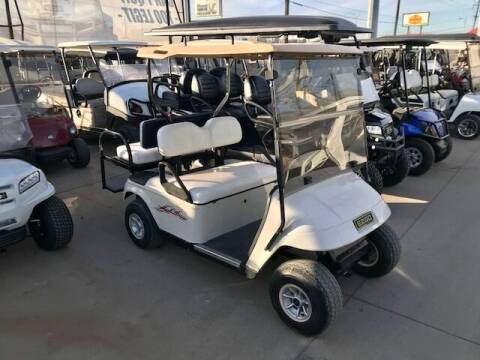 2002 E-Z-GO TXT 4 Passenger Electric for sale at METRO GOLF CARS INC in Fort Worth TX