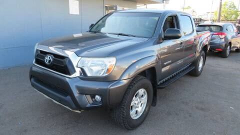 2015 Toyota Tacoma for sale at Luxury Auto Imports in San Diego CA