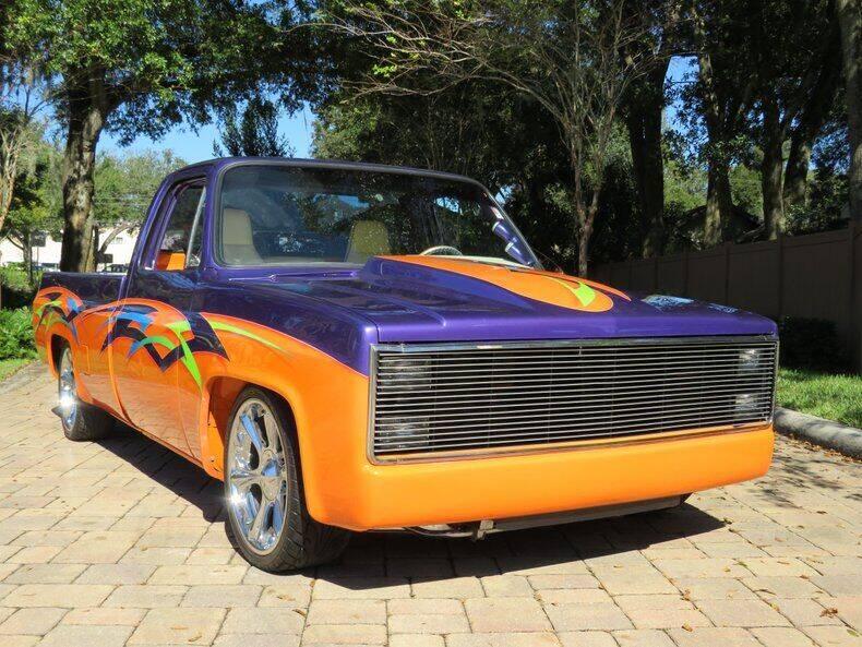 1987 Chevrolet R/V 10 Series for sale in Lakeland, FL