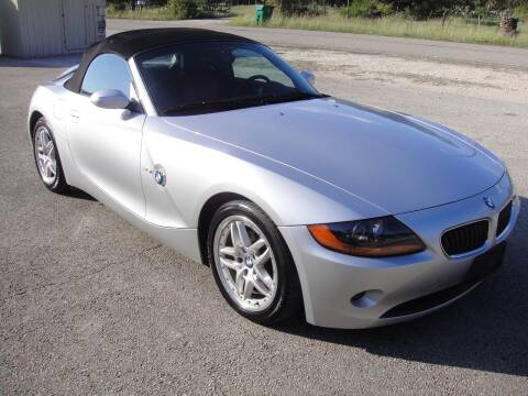 2003 BMW Z4 for sale at Coleman Auto Group in Austin TX