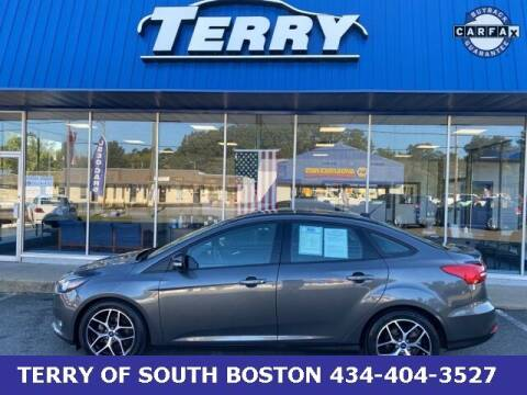 2018 Ford Focus for sale at Terry of South Boston in South Boston VA