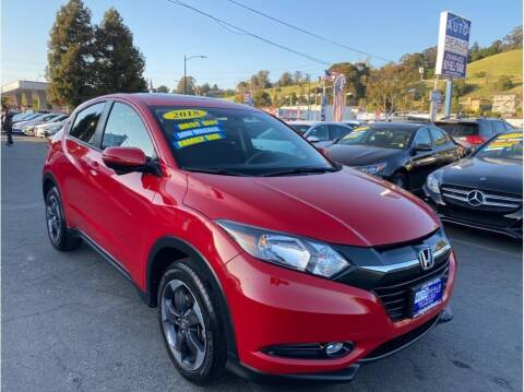 2018 Honda HR-V for sale at AutoDeals in Hayward CA