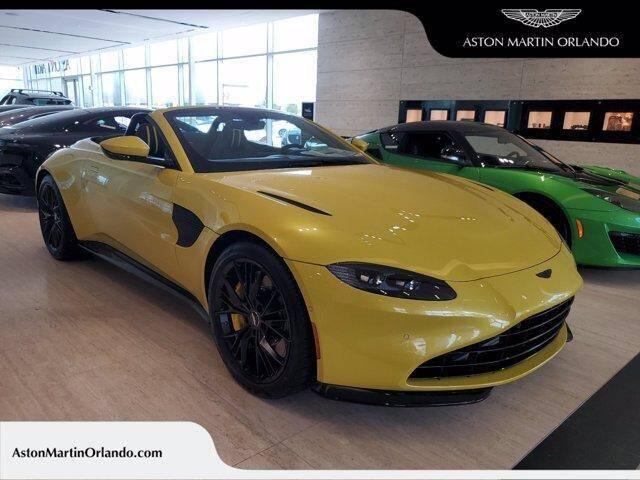2021 Aston Martin Vantage for sale in Orlando, FL