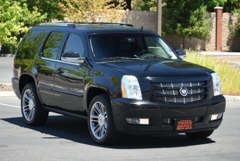 2012 Cadillac Escalade for sale at Sac Truck Depot in Sacramento CA