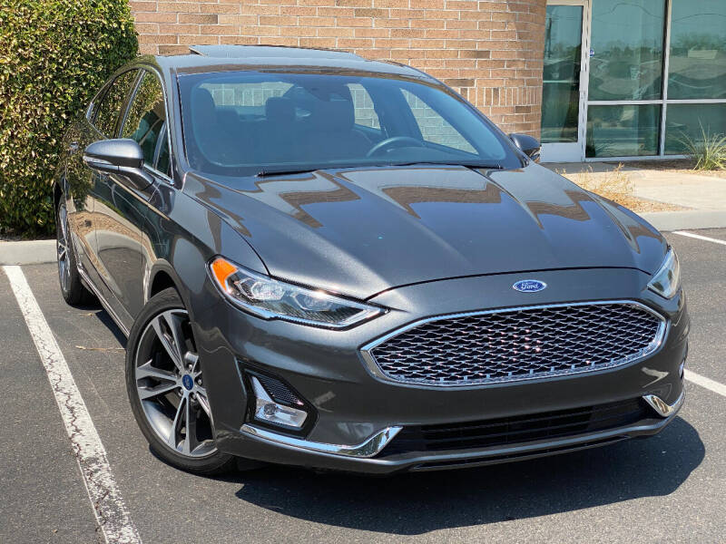2020 Ford Fusion for sale at AKOI Motors in Tempe AZ